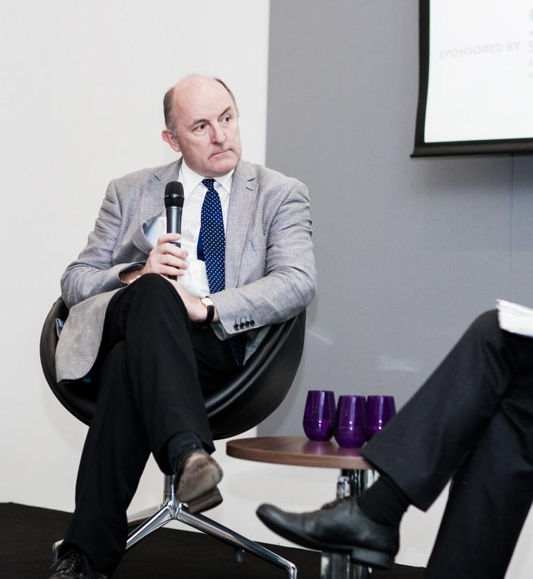 Prof Gareth Evans